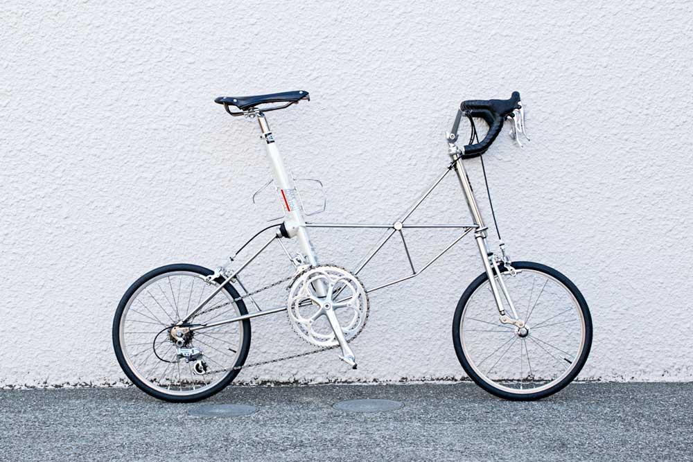 宝塚市 自転車屋 サイクルショップ ラビット ALEX MOULTON SPEED S