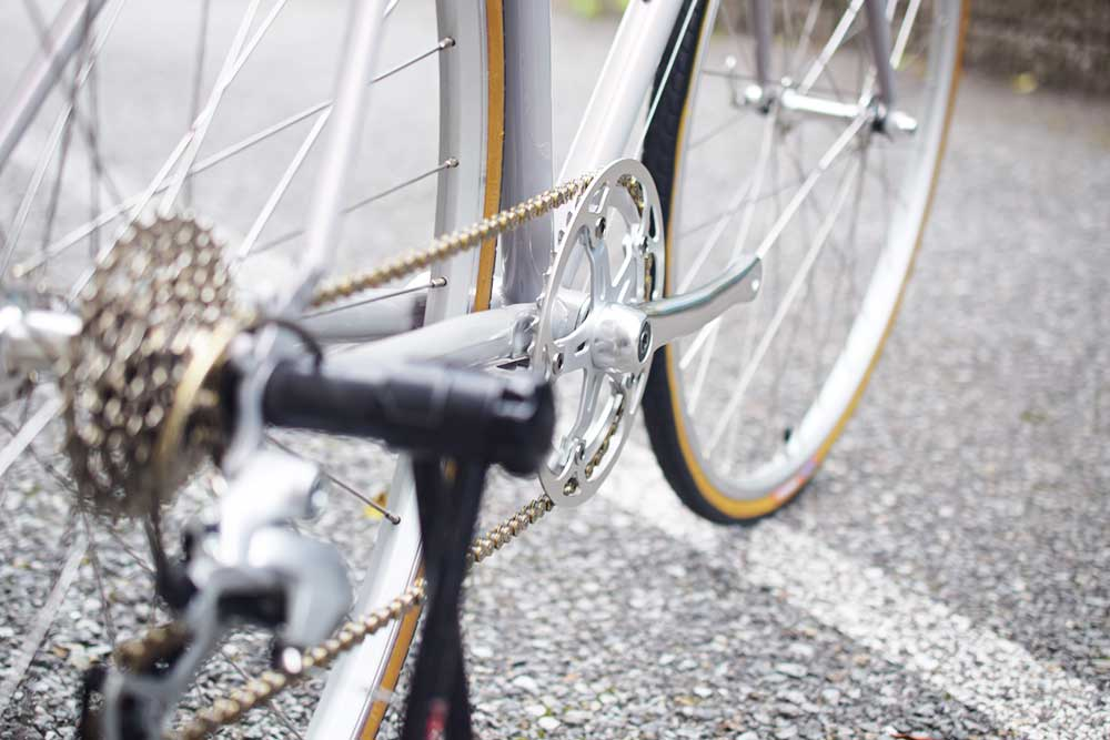 宝塚市 宝塚 小林 自転車屋 Bianchi VIA BRERA