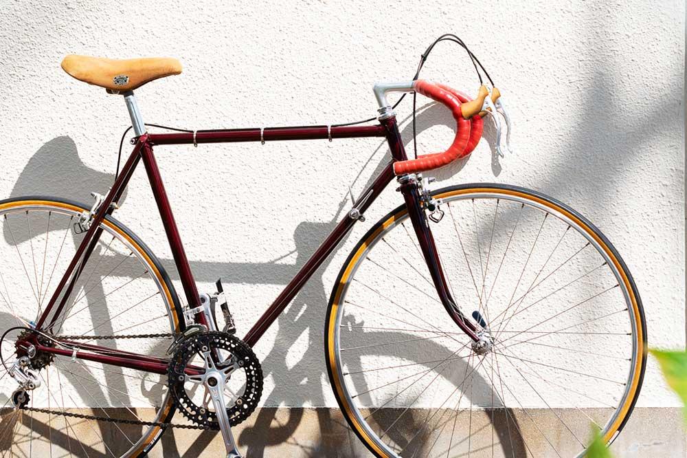 宝塚市 宝塚 小林 自転車屋 ヴィンテージ ロードバイク