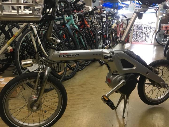 電動自転車バッテリー加工
