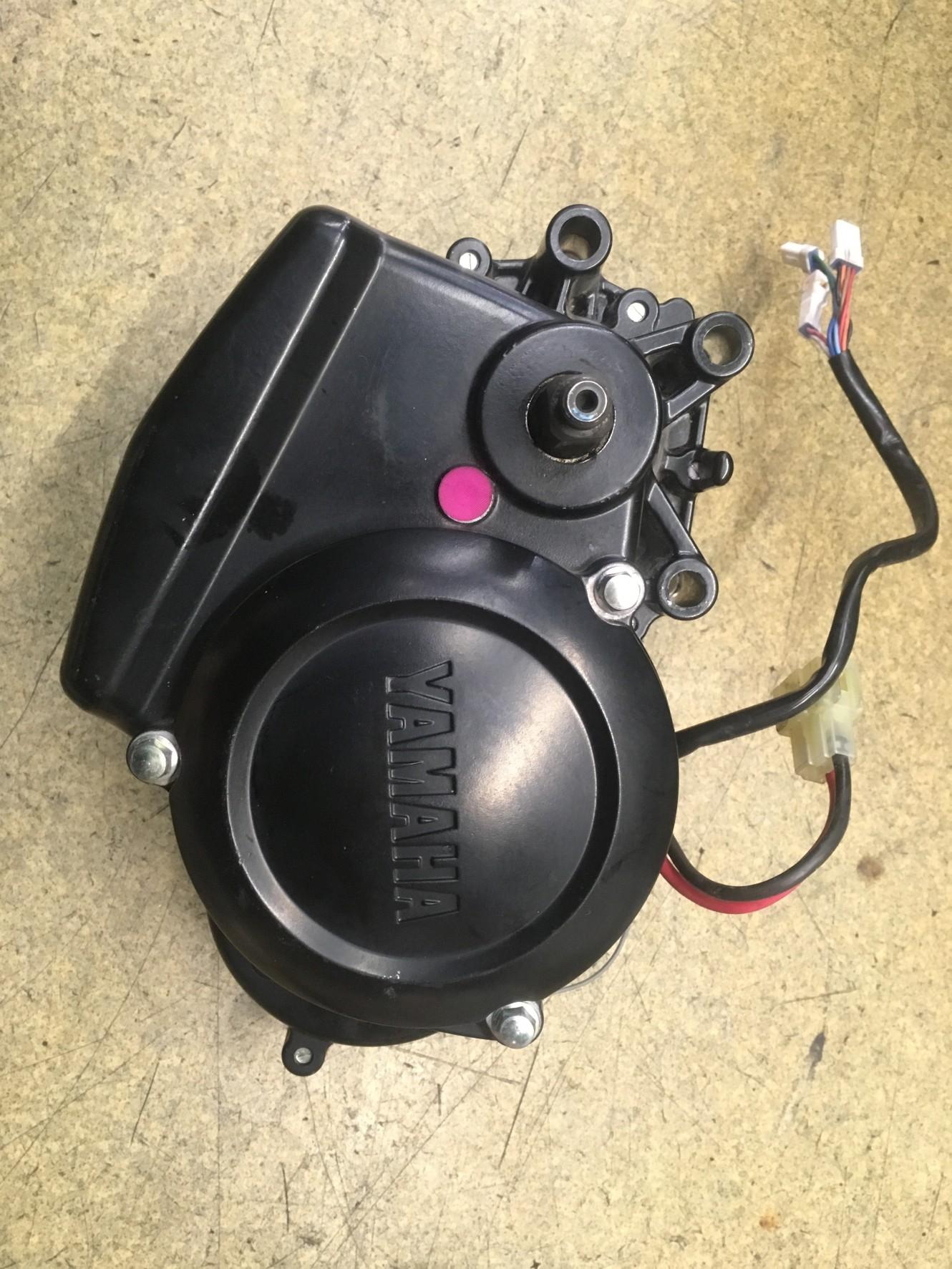 モーターユニット修理