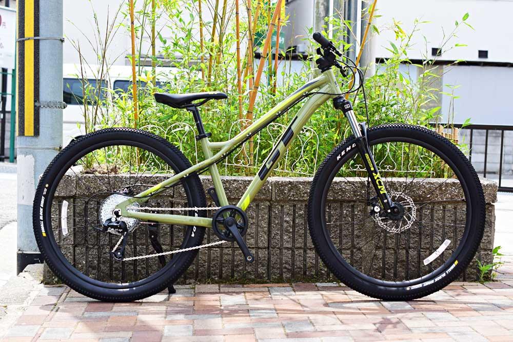 宝塚 小林 自転車屋 サイクルショップラビット GT STOMPER ACE 26