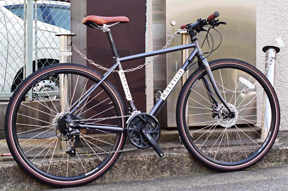 宝塚 小林 自転車屋 サイクルショップ ラビット RALEIGH RFF