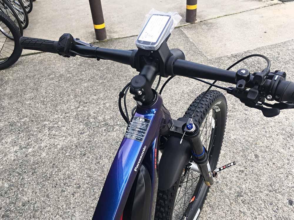 宝塚 小林 自転車屋 サイクルショップラビット Eバイク Panasonic XM-D2