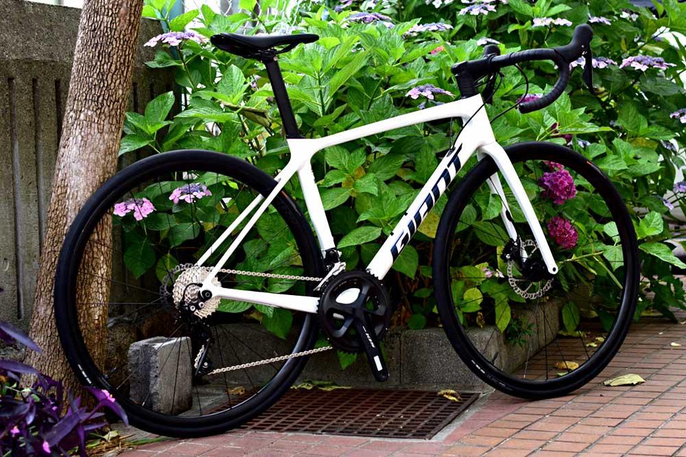 宝塚市 宝塚 小林 自転車屋 ロードバイク GIANT TCR ADVANCE 2 DISC SE