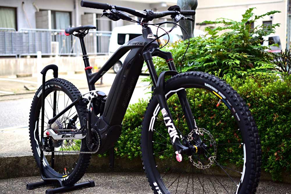 宝塚市 宝塚 小林 自転車屋 FANTIC XF1 integra carbon 160 race